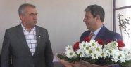 Uşak SMMO Başkan Adayı Mustafa Mıdık Seçim Çalışmalarına Başladı