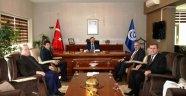 Uşak Üniversitesi İle Gediz İlçe Milli Eğitim Müdürlüğü Arasında Eğitimde İşbirliği Protokolü imzalandı.