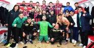 Uşakspor 2. Lig Beyaz Grup'ta 2. sırada.