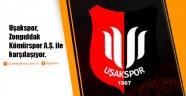 Uşakspor, Zonguldak Kömürspor A.Ş. ile karşılaşıyor.
