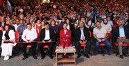 Uşak'ta 15 Temmuz Demokrasi ve Milli Birlik Günü kapsamında program düzenlendi.