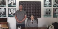 Uşak'ta görev yapmış Belediye Başkanları Uşak Belediyesi Kent Tarihi Müzesinde...