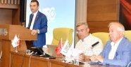 UTSO Eylül Ayı Olağan Meclis Toplantısı Gerçekleştirildi
