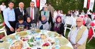 Vali Ahmet Okur, Şehit Aileleri ve Gazilerle İftar'da Buluştu