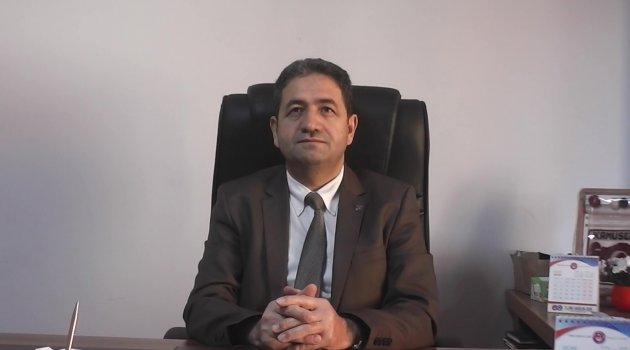 """Türk Sağlık-Sen Uşak Şube Başkanı Mehmet Özkuk, """"Eğitim ve Araştırma Hastanesi, Uşak'a Yetersiz Gelmektedir."""""""