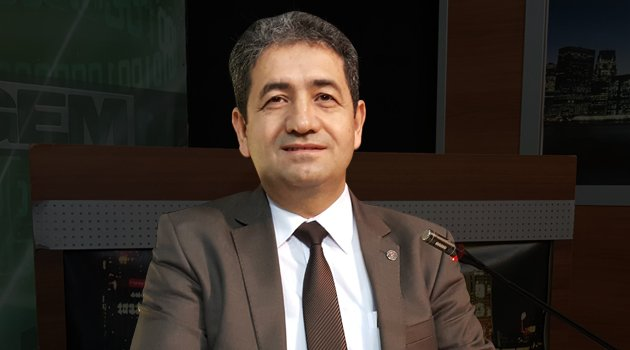 """Türk Sağlık-Sen Uşak Şube Başkanı Mehmet Özkuk """"Hiç bir sağlık çalışanı   görevden kaçmaz"""""""