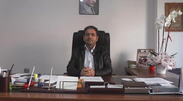 """Türk Sağlık-Sen Uşak Şube Başkanı Mehmet Özkuk """"Otizmli Çocuklara Sahip Çıkmalıyız"""""""