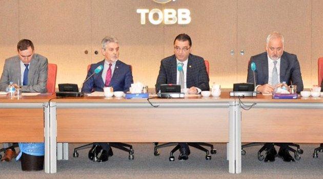 Türkiye Sivil Havacılık Meclisi toplandı