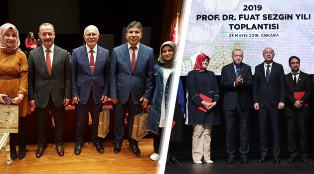 2019 Prof. Dr. Fuat Sezgin Yılı Toplantısı Gerçekleştirildi
