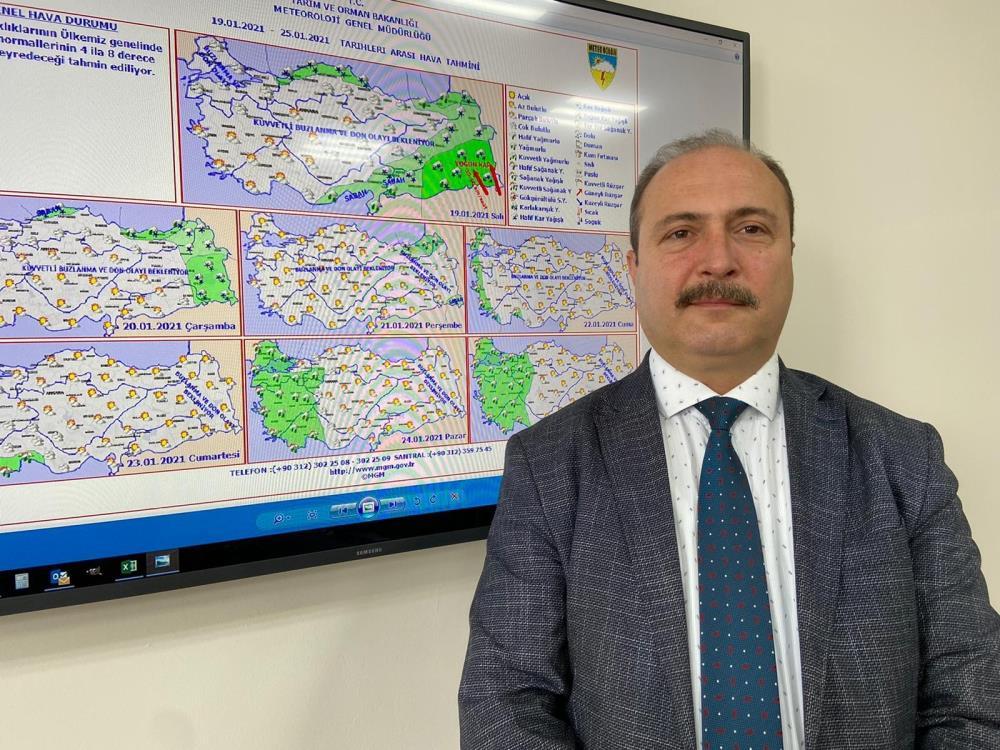 Afyonkarahisar ve Uşak bugün itibariyle Ocak ayında gereken yağışları aldı.