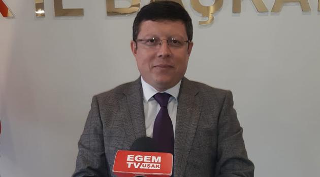 """AK Parti Uşak İl Başkanı Av. Fahrettin Tuğrul, """"Yarın Seçim Olacakmış Edasıyla Çalışmalarımıza Devam Ediyoruz."""""""