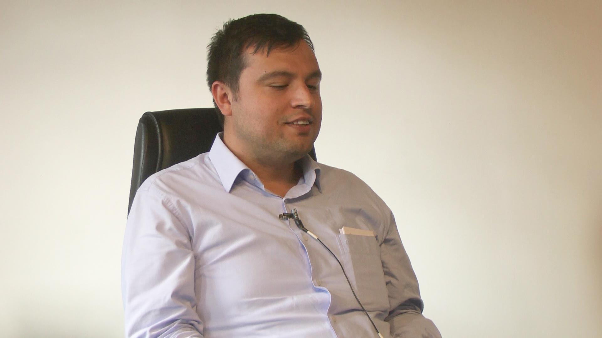 AK Parti Uşak İl Başkanı Mehmet Çakın, AK Parti İl binasında Egem Özel Programına konuk oldu.