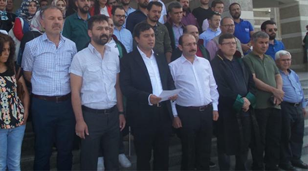 AK Parti Uşak İl Teşkilatı tarafından CHP Uşak Milletvekili Özkan Yalım İçin Suç Duyurusunda Bulunuldu!
