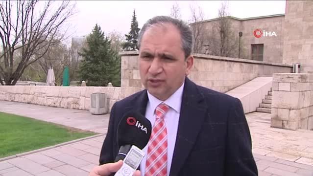 """AK Parti Uşak Milletvekili Güneş: """"Eğer aşılanırsak bu hastalıkla mücadele edebiliriz"""""""