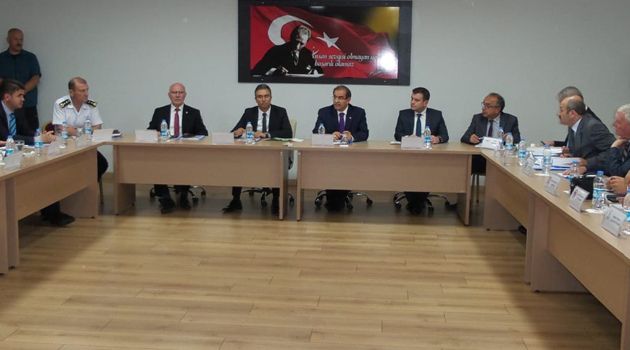 Bağımlılık İle Mücadele İl Koordinasyon Kurulu toplantısı Vali Salim Demir başkanlığında gerçekleştirildi.