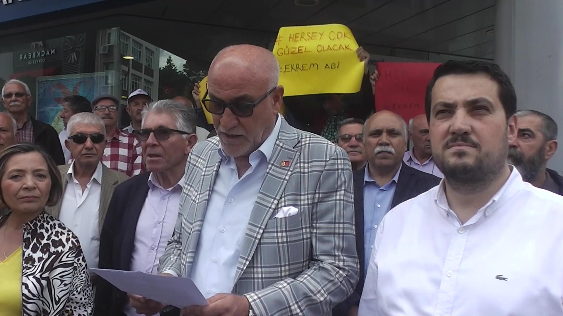 CHP Uşak İl Teşkilatından Ekrem İMAMOĞLU'nun Seçim Kampanyasına Destek