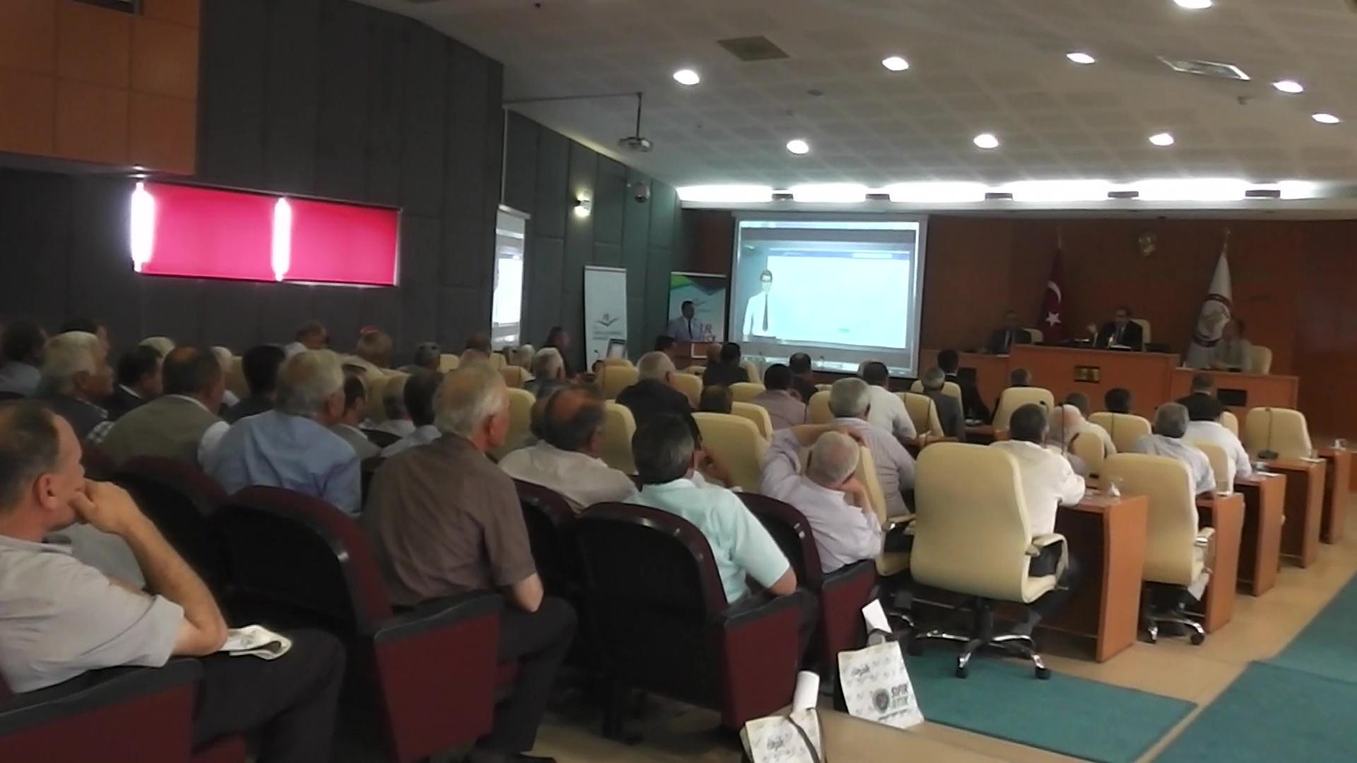 'İmar Barışı' Toplantısı Vali Salim Demir Başkanlığında Gerçekleştirildi