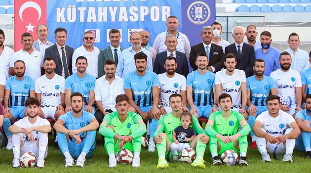 """Kütahya Belediye Başkanı Prof. Dr. Alim IŞIK """"Bu Sene Hedefimiz 3. Lig Şampiyonluğu!"""""""