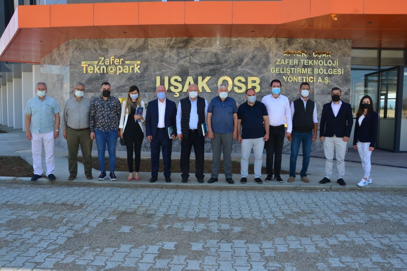 MÜSİAD'dan Uşak OSB Teknopark'a Ziyaret