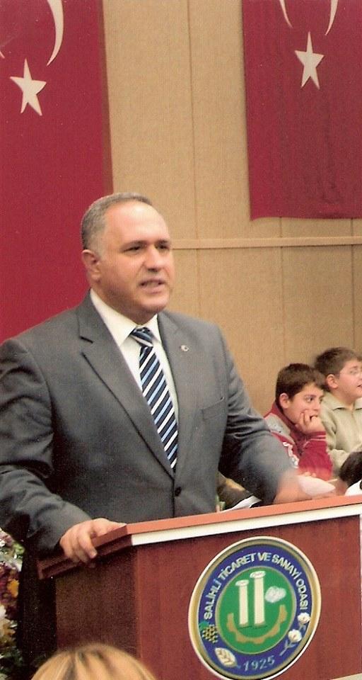 Salihli Belediye Başkan Yardımcısı M.Süreyya KARAOĞLU