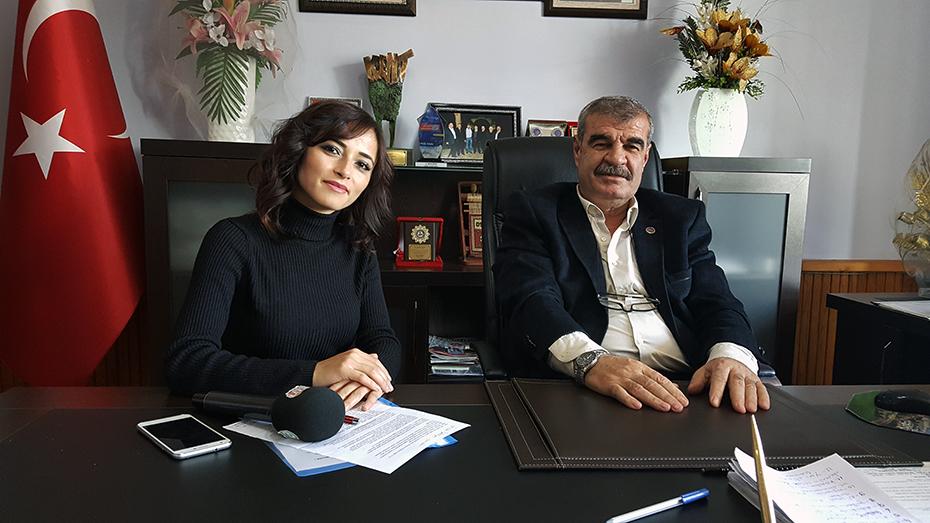 Selçikler Belediye Başkanı Osman Çakar Çalışmaları Hakkında Bilgi Verdi.