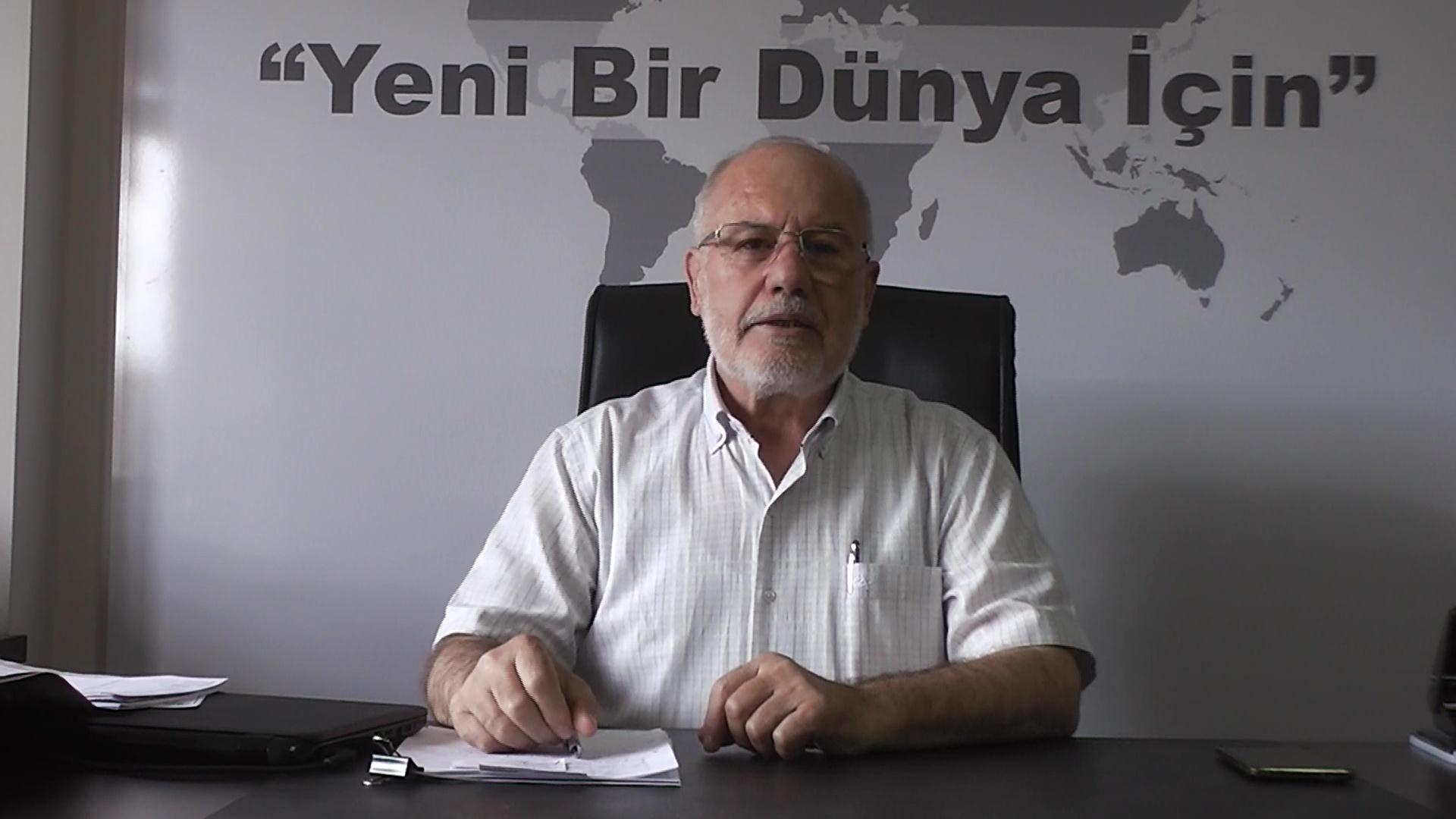 SP İl Başkanı Yunuz Acar 24 Haziran Genel Seçimlerindeki Oy Dağılımı Hakkında Bilgi Verdi