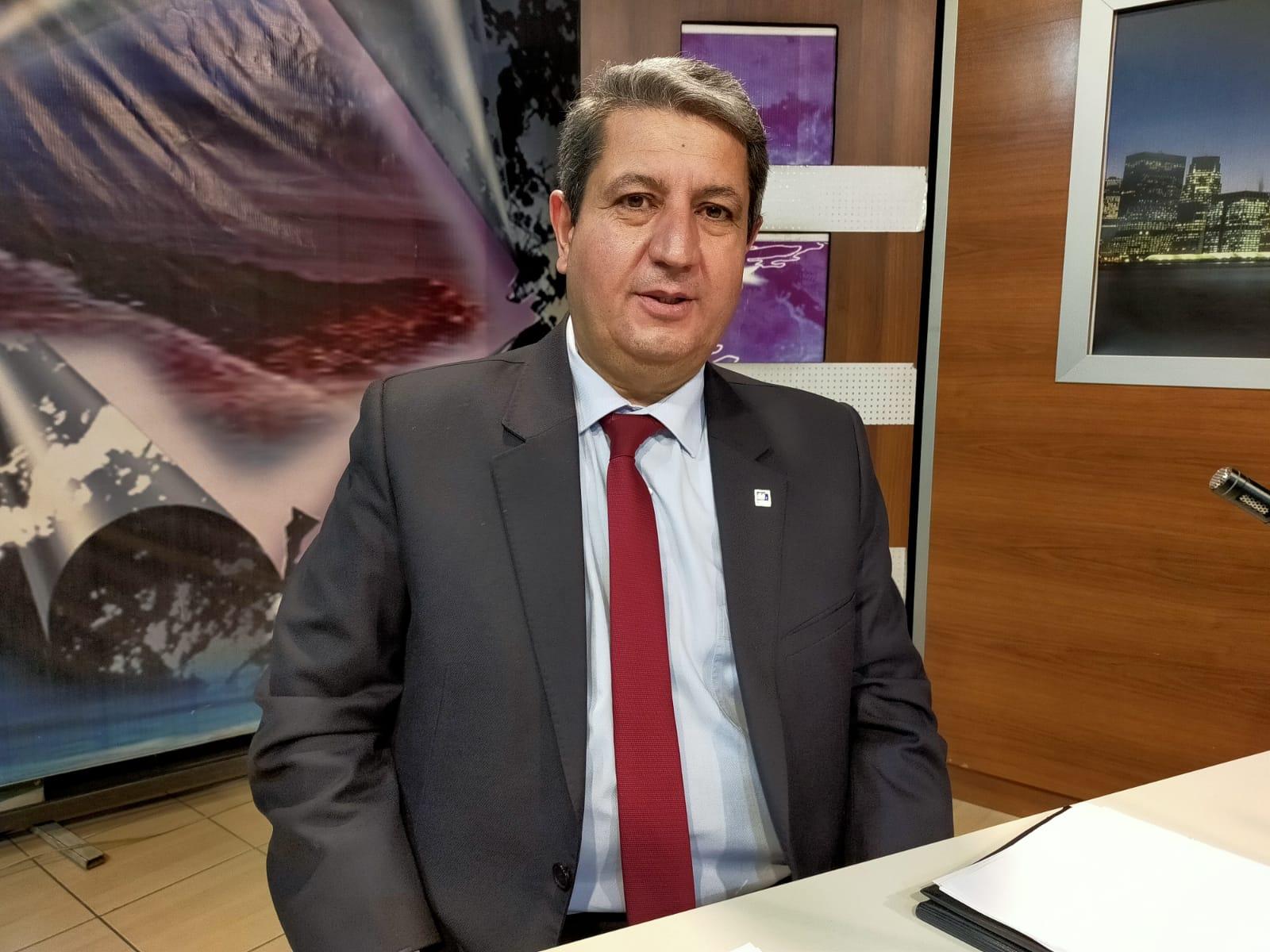 Uşak Serbest Muhasebeci Mali Müşavirler Odası başkanı Mustafa MIDIK, EGEM TV de SİVİL TOPLUM programına  canlı yayın konuğu olarak katıldı.