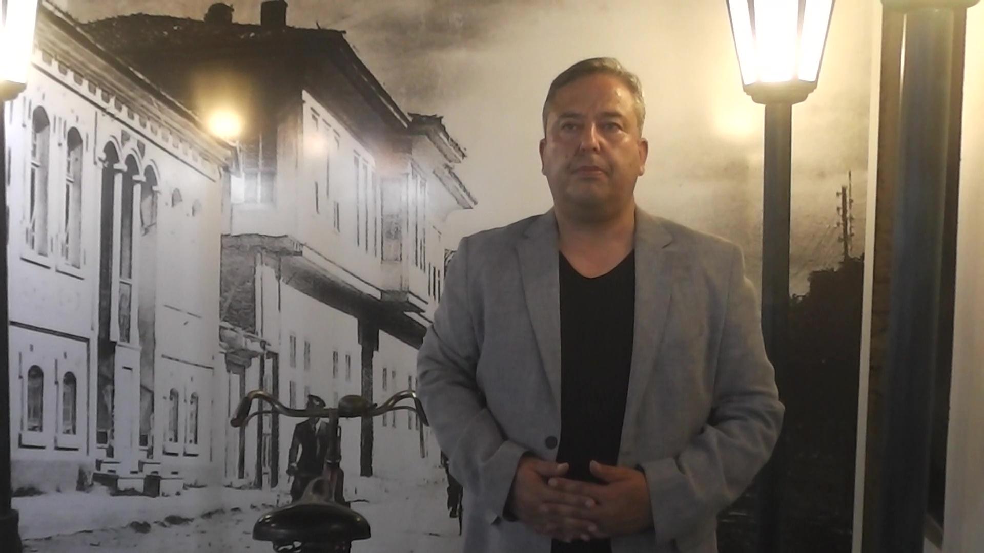 Uşak'ın İlk Plakalı Bisikleti, Uşak Belediyesi Kent Tarihi Müzesinde...
