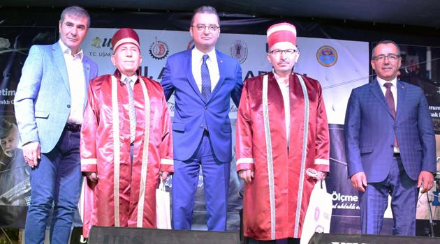 UTSO Yönetim Kurulu Başkanı S. Selim Kandemir, Ahilik Haftası etkinliklerine katıldı