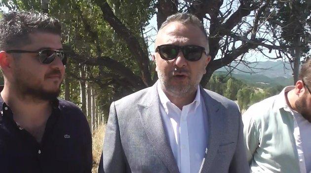"""Uşak Barosu Başkanı Av. Emin Coşkun, """"Murat Dağı, Ege Bölgesini kaderini ilgilendirecek bir dava..."""""""