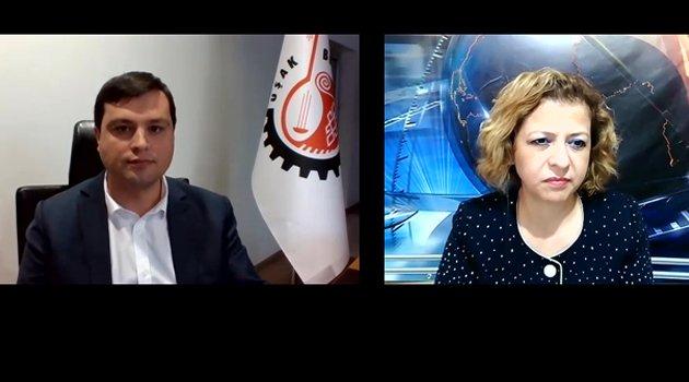 Uşak Belediye Başkanı Mehmet Çakın'dan Önemli Açıklamalar