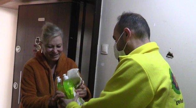 Uşak Belediyesi atık yağ getirenleri ödüllendiriyor