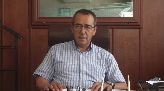 """Uşak Esnaf ve Sanatkarlar Odaları Birliği Başkanı Atalay Savaş, """"Futbol Turnuvası 27 Ağustos'ta Başlayacak"""""""