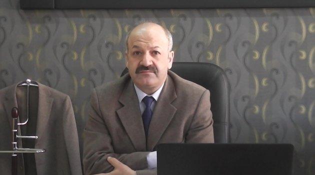 """Uşak İl Sağlık Müdürü Sedat Kavas """"Halkımızı sigarayı bırakmaya davet ediyoruz"""""""