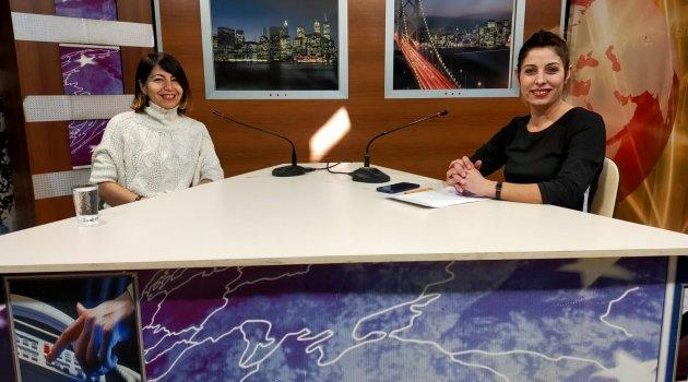 Uşak İş Kadınları ve Girişimcileri Derneği Başkanı Nilüfer Gürcan Katıldığı Sivil Toplum Programında Derneği Hakkında Bilgiler Verdi.