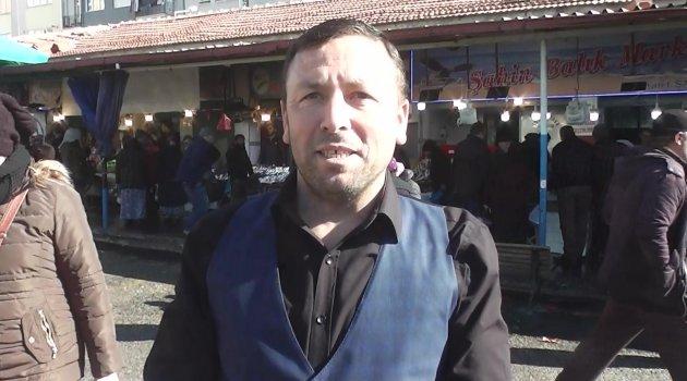 Uşak Manavlar Odası Başkanı Arif Işık, pazarcı esnafının sıkıntıları hakkında açıklamalarda bulundu.