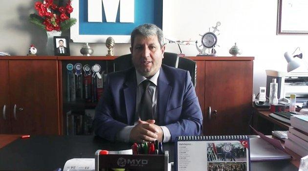 """Uşak SMMMO Başkanı Mustafa Mıdık, 'e-uygulama' Eğitimi 20 Kasım Saat 10.00'da..."""""""
