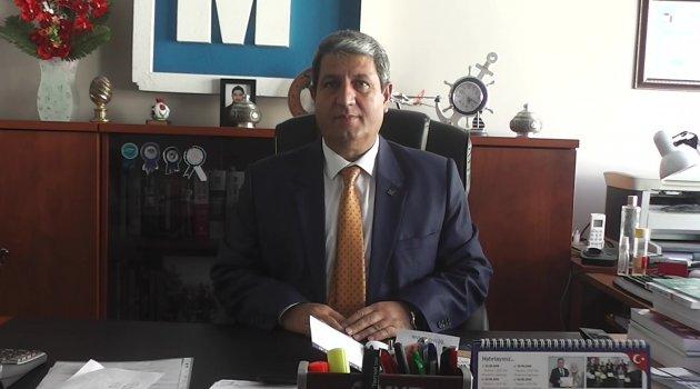 """Uşak SMMMO Başkanı Mustafa Mıdık, """"Oda olarak aday olan tüm gruplara eşit mesafedeyiz"""""""