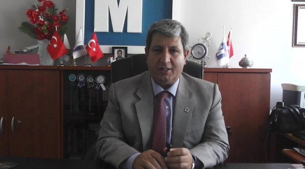 Uşak SMMMO Başkanı Mustafa Mıdık, TÜRMOB 23. Genel Kurul Toplantısı Hakkında Bilgiler Verdi.