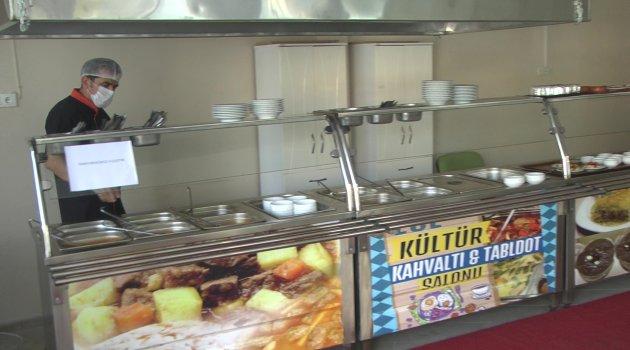 Uşak'ta Ege Kültür Kahvaltı & Tabldot Salonu Hizmete Açıldı