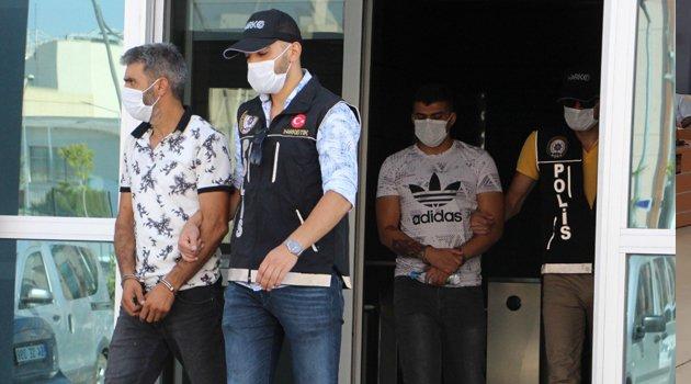 Uşak'ta, Narkotik Suçlarla Mücadele Şube Müdürlüğü'nün Operasyonları Devam Ediyor