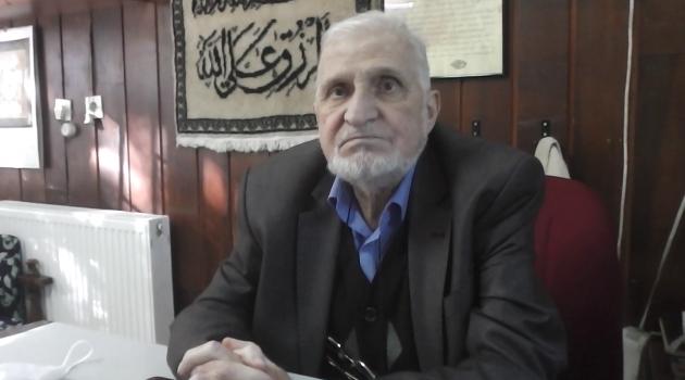 Uşşak Aşevi Başkan Yardımcısı Mustafa Salıcı, Uşşak Aşevi olarak 25 yıldır halka hizmet için çalıştıklarını belirtti.