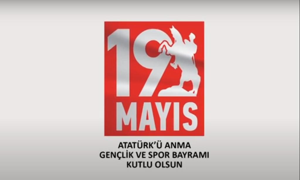 Uşak'ın Önde Gelen İsimlerinden 19 Mayıs Atatürk'ü Anma, Gençlik ve Spor Bayramı Kutlama Mesajı