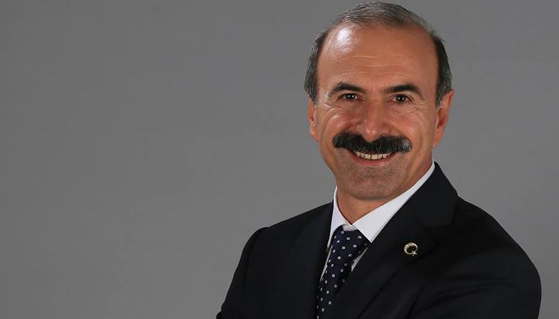 Ak Parti Uşak Milletvekili Dr. Alim TUNÇ