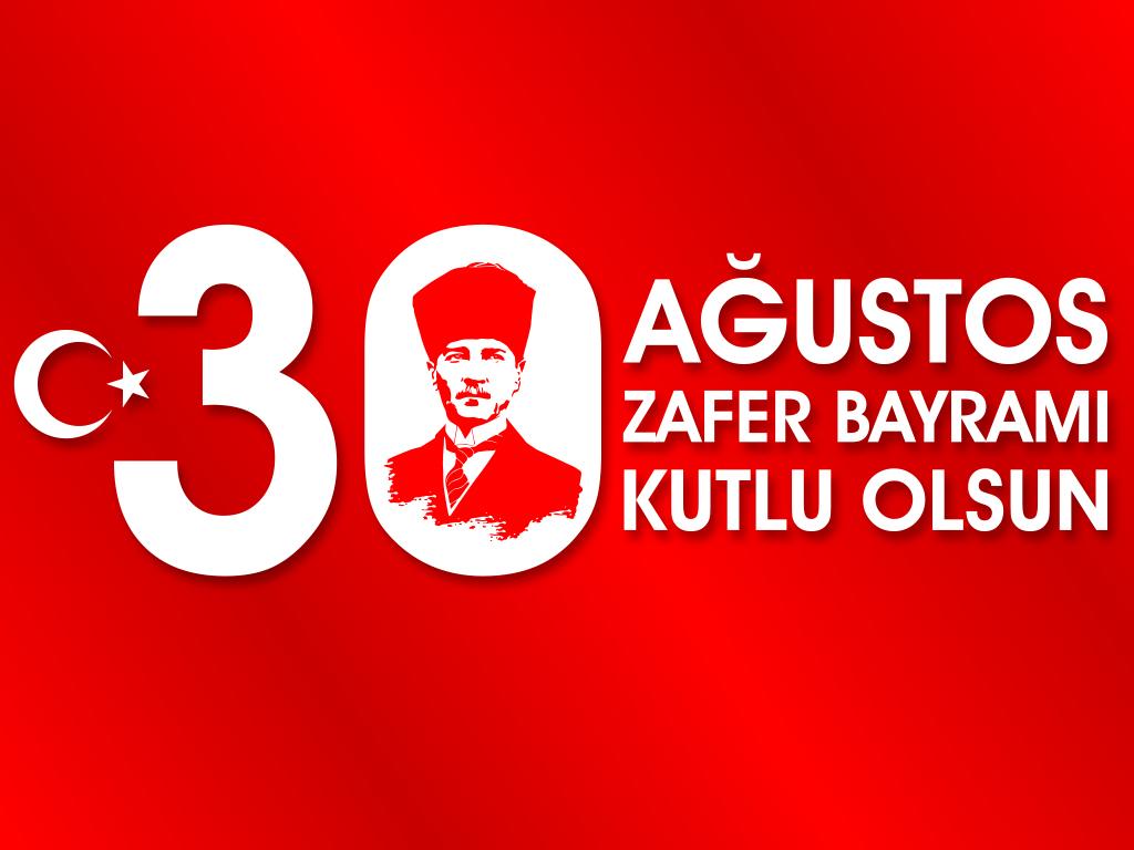30 Ağustos Zafer Bayramı - Kutlama Mesajı