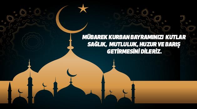 Uşak'ın Önde Gelen isimleri, Uşaklıların ve Tüm İslam Aleminin Bayramını Kutladı.