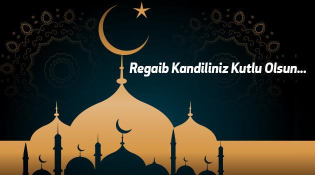 Uşak'ın Önde Gelen İsimleri, Bütün islam Aleminin Regaib Kandilini Kutladı
