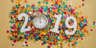 Uşak'ın önde gelen isimlerinden yeni yıl mesajı - 2019