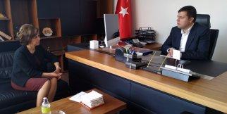Haber Ötesi - Uşak Belediye Başkanı Mehmet Çakın