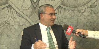 Kütahya Belediye Başkanı Prof. Dr. Alim Işık ile yapılan özel röpörtaj